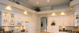 Recessed Kitchen Lighting in Connecticut